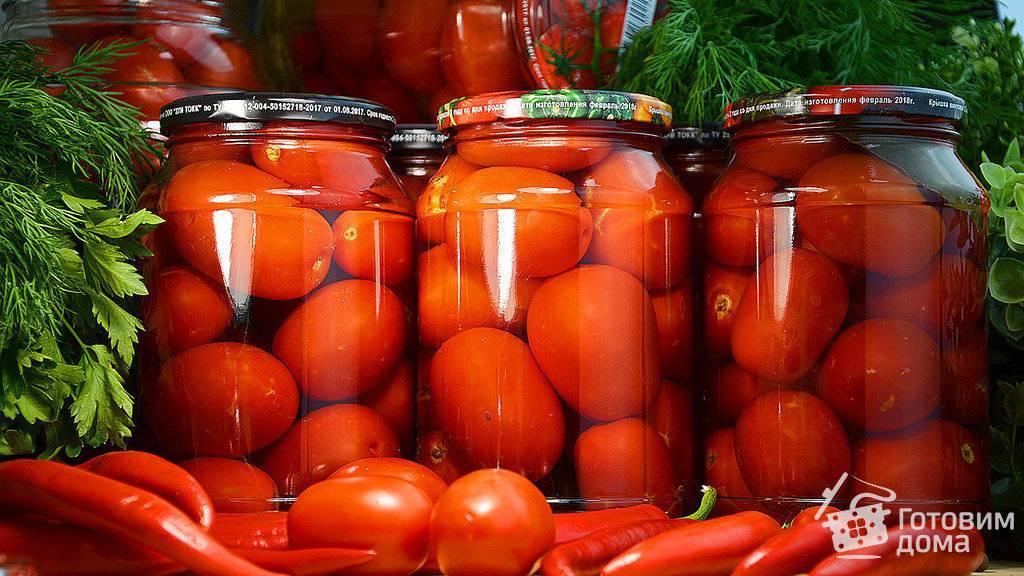 10 лучших рецептов приготовления маринованных сладких помидоров на зиму
