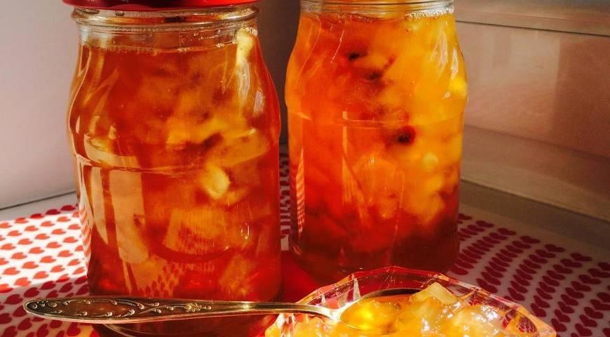 ТОП 9 рецептов варенья из дыни с яблоками на зиму