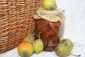 Варенье из груши: рецепты пятиминутка и 3 простых способа приготовления на зиму