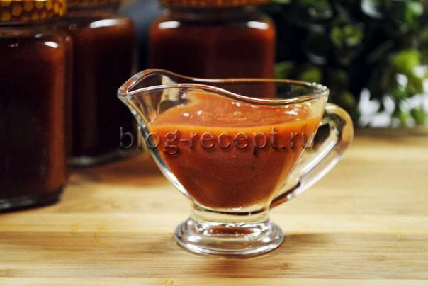 Кетчуп из слив на зиму в домашних условиях: рецепты пальчики оближешь с фото