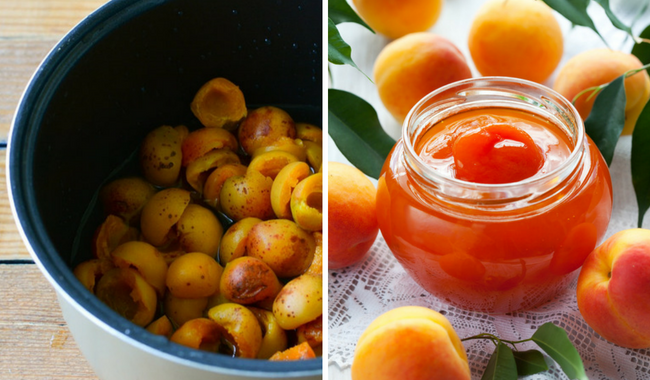 Абрикосовый джем в мультиварке: топ 3 вкусных рецепта приготовления на зиму