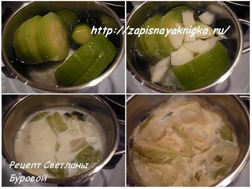 Заготавливаем кабачок на зиму грудничку: замораживаем или делаем пюре впрок