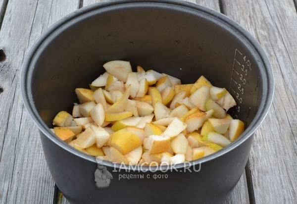 Варенье из персиков в мультиварке: простой рецепт на зиму с фото и видео