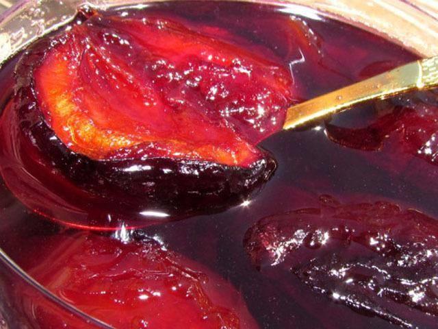 Варенье из сливы: без косточек, пятиминутка, дольками. простые рецепты