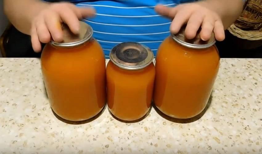 Два литра сока из одного апельсина