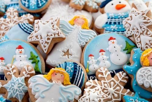 Топ 20 рецептов, как сделать новогоднее печенье на 2020 год своими руками
