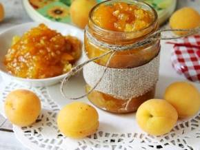 Готовим варенье из абрикосов с апельсином