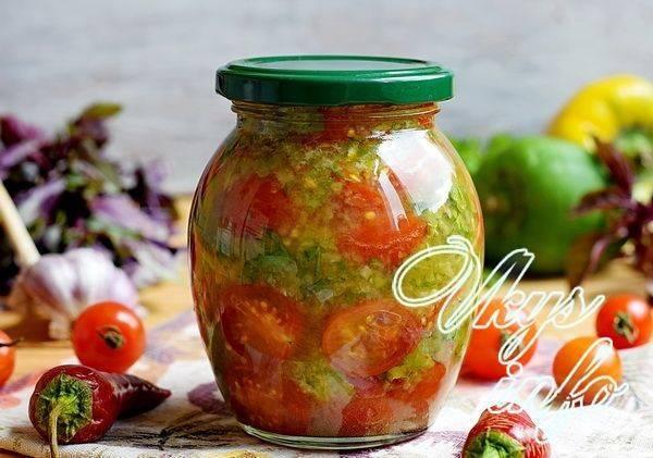 Топ 8 простых рецептов приготовления томата на зиму в домашних условиях