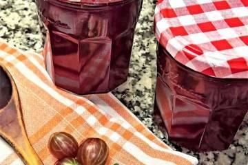 Желе из крыжовника на зиму — простые рецепты