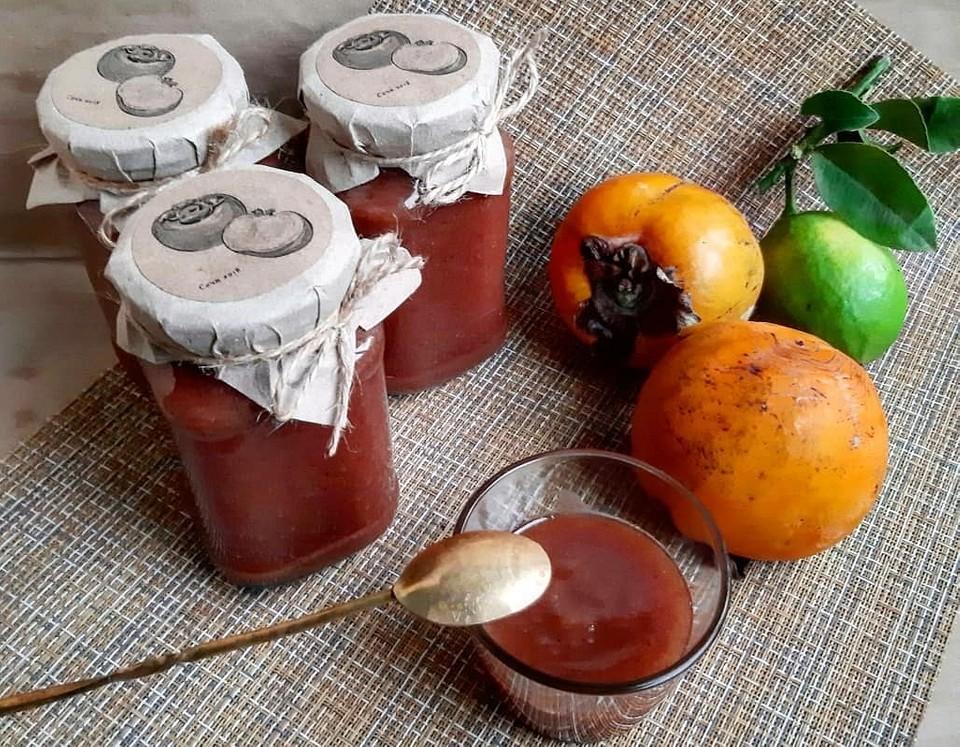 Варенье из хурмы: самый вкусный рецепт с фейхоа, яблоками, лимоном, апельсином, коньком, тыквой, без сахара, дольками. как сварить повидло, джем из переспелой хурмы: рецепт