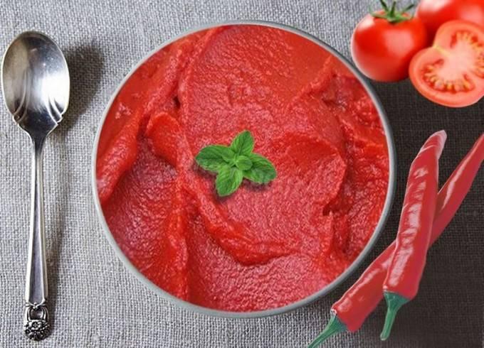 Лучшие рецепты томатной пасты на зиму в домашних условиях