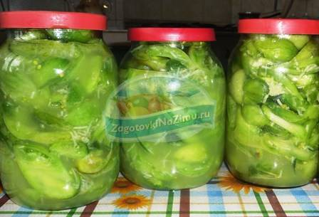 Вкуснейшая икра из зеленых помидор на зиму
