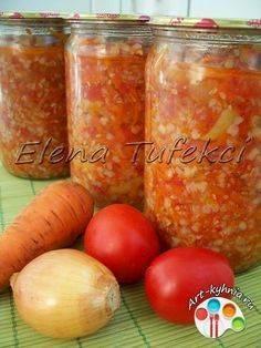 Гречневая каша с овощами. п/о, видео.