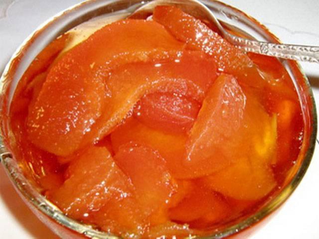 Заготовки персиков в собственном соку на зиму