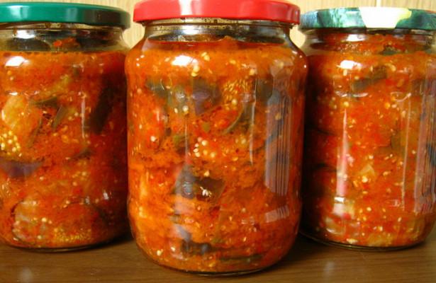 5 лучших рецептов приготовления закуски из баклажан по-царски на зиму