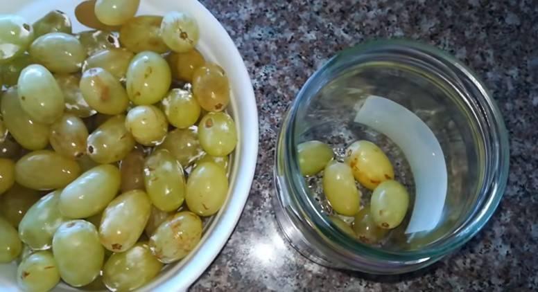 Заготовки из винограда на зиму золотые рецепты