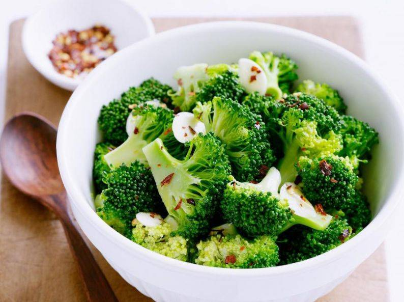 Капуста брокколи на зиму – как не растерять витамины и вкус?