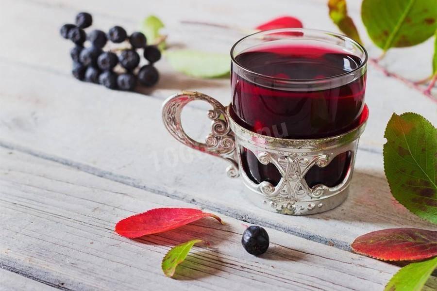 7 интересных рецептов из черноплодной рябины