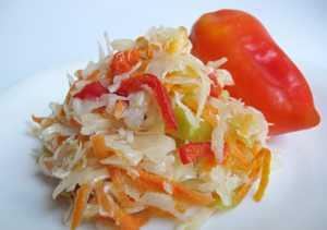 16 рецептов маринованной капусты быстрого приготовления