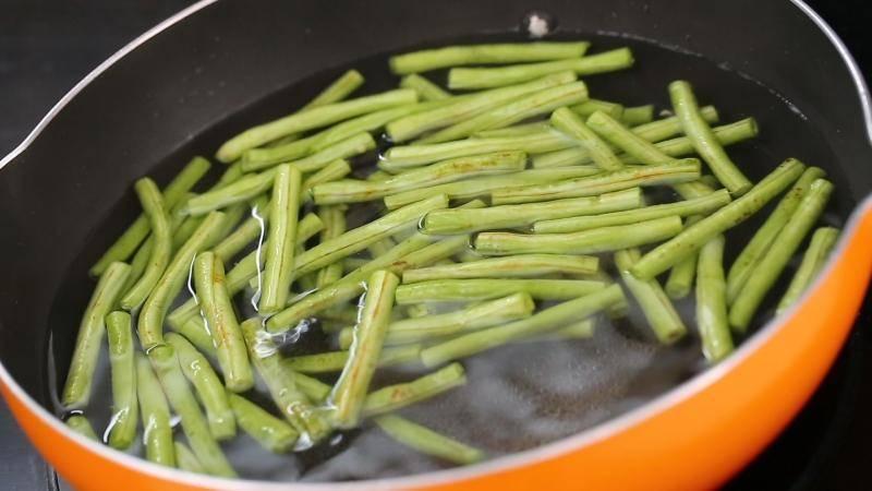 Как заготовить на зиму стручковую фасоль — проверенные рецепты