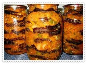 Армянская закуска на зиму. вкуснейшая заготовка!