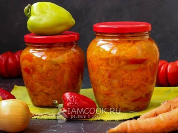 Лучшие рецепты цицибели с морковкой, луком и болгарским перцем на зиму