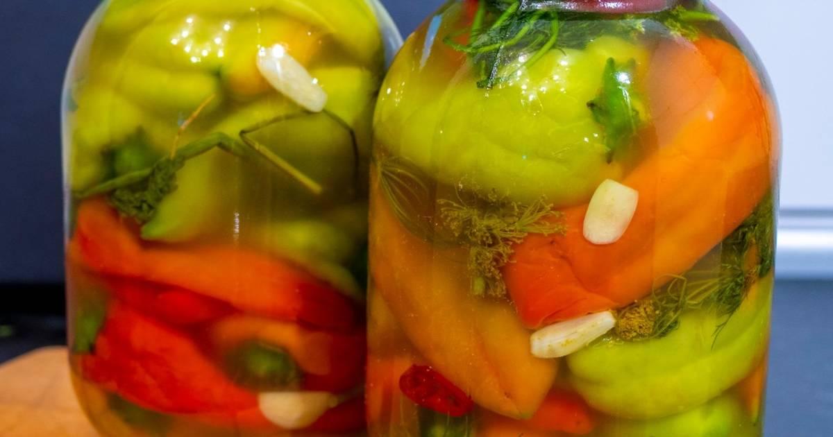 Рецепт маринования и засолки помидоров по-болгарски на зиму
