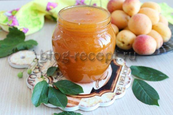 Варенье из абрикосов. 2 рецепта абрикосового варенья с орешками + видео