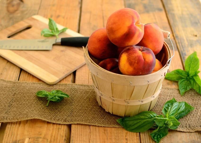 Польза персиков для здоровья кожи, сердца и для похудения
