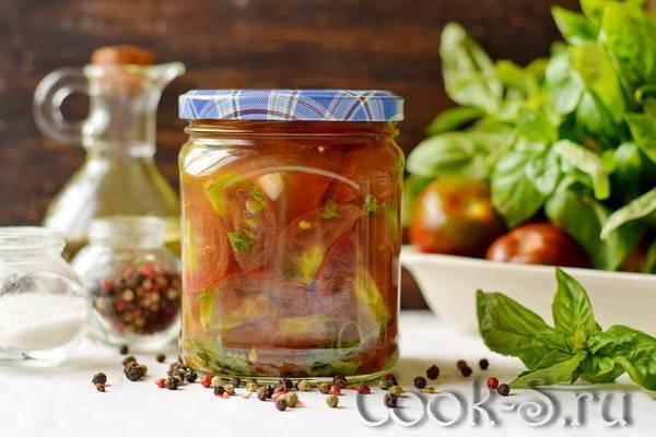 Как приготовить огурцы маринованные с кетчупом чили на зиму
