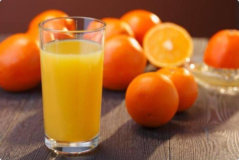 2 литра сока из 1 апельсина