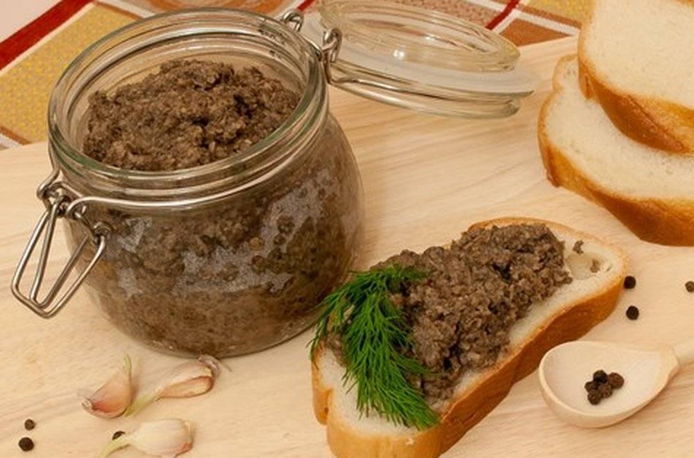 Рецепт икры грибной спомидорами, овощами, чесноком, из вешенок, опят, подберёзовиков