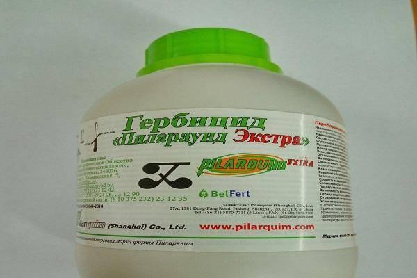 Гербицид «глифосат»: инструкция по применению