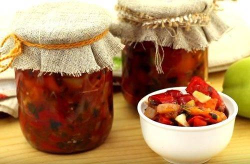 9 лучших рецептов приготовления помидоров с рисом на зиму