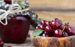 Варенье из вишни с косточками: 6 простых рецептов на зиму
