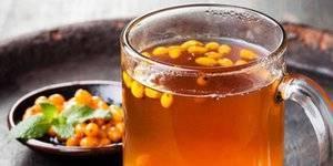 Рецепты приготовления компота из облепихи на зиму