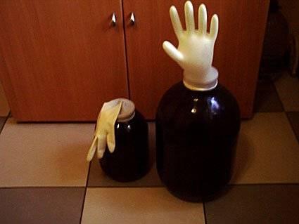 Можно ли пить вино в недобродившем состоянии