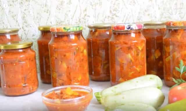 Как готовится закуска юрча на зиму из кабачков и баклажанов, пошаговые рецепты и сроки хранения
