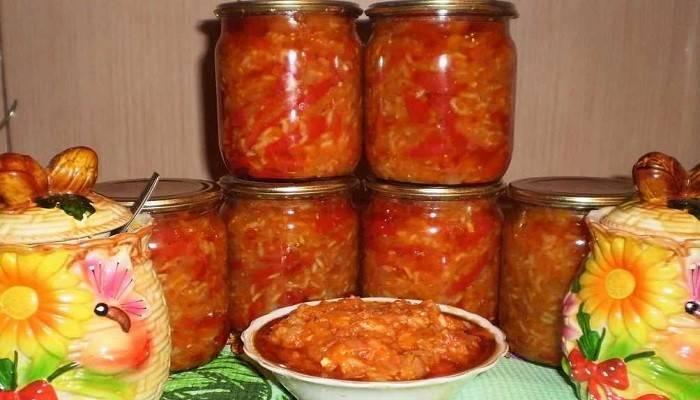 Заготовки из помидоров - рецепты консервирования томатов