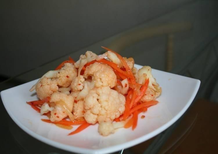 Как приготовить дома капусту по-корейски на зиму: пряная, ароматная, мгновенно съедается!