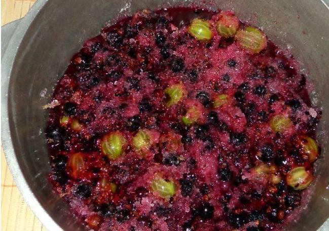 Варенье из крыжовника — 5 вкусных рецептов на зиму