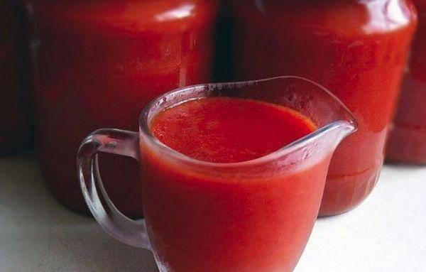 Кетчуп рецепт в домашних условиях