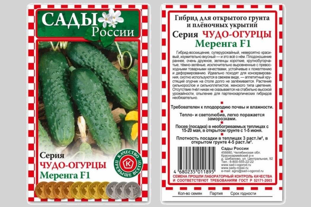 Огурцы маринда f1: растим популярный гибрид на грядке