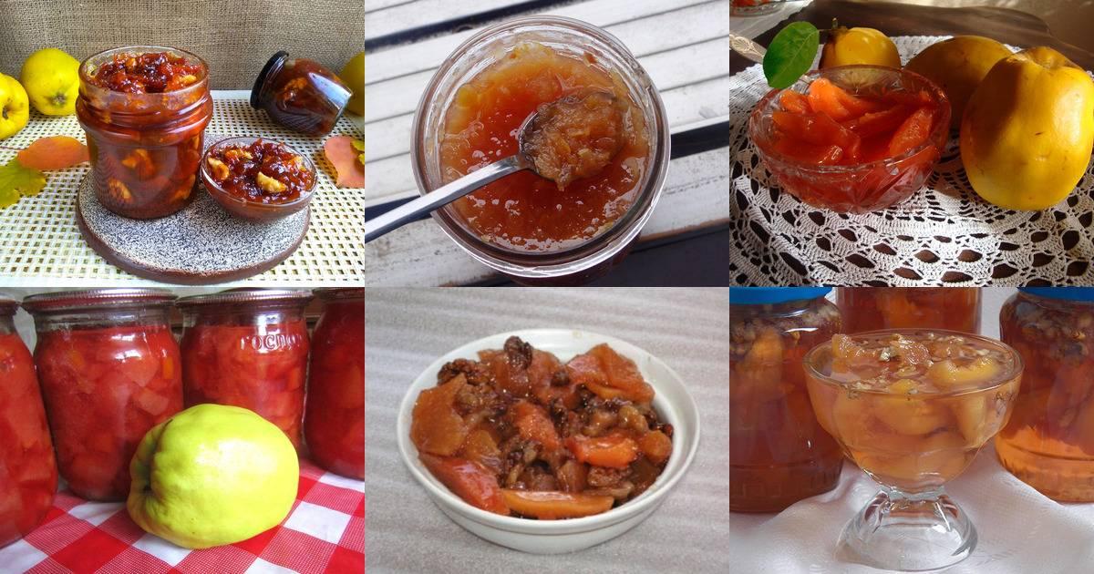 Самые оригинальные рецепты блюд с айвой на зиму и на праздничный стол