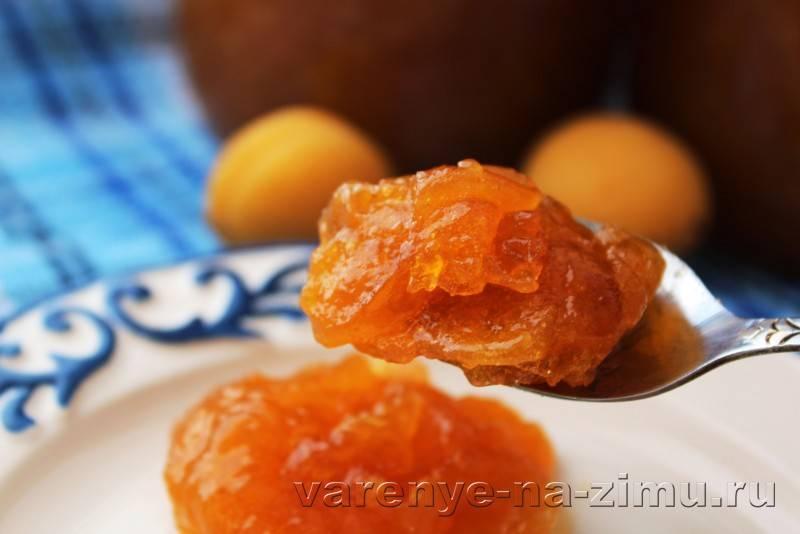 Пошаговый рецепт джема и варенья из кабачков с абрикосами на зиму