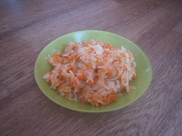 Ферментированная капуста без соли: рецепт здоровья
