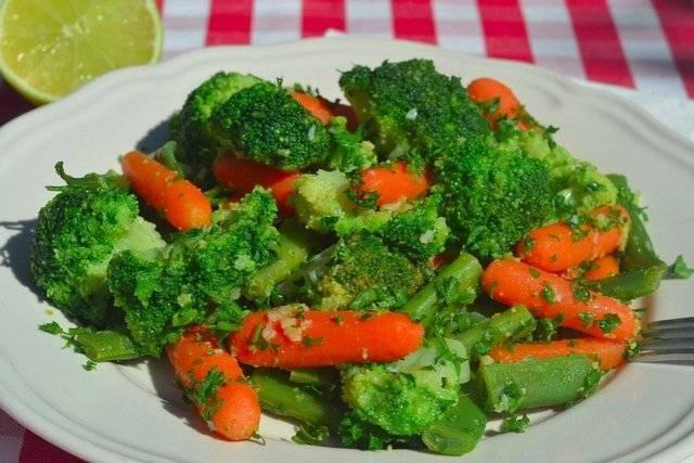 Рецепты заготовок из капусты брокколи на зиму