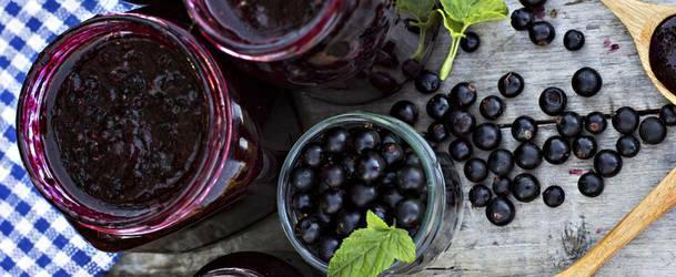 Джем из красной смородины — 9 простых рецептов на зиму