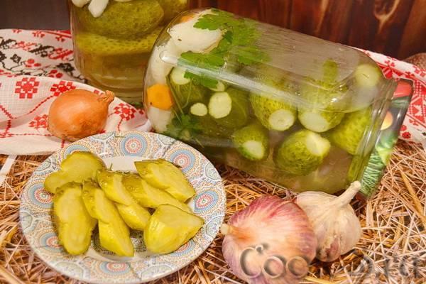 Маринованные зеленые помидоры на зиму: 24 домашних вкусных рецепта