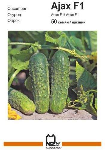Выращивание огурцов аякс f1